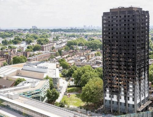 RICS update following Grenfell Tower fire